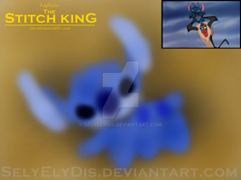 The Stitch King by SelyElyDis