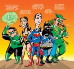 Comedians of Justice by Phostex
