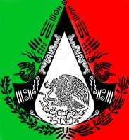 Mexico Assassin Symbol by MehranPersia