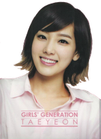 [Render] SNSD Taeyeon SMTown Clear File Scan by xElaine