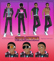 [Download] CYBER SONGMAN by PolygonCount