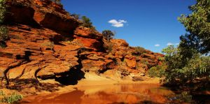 Red Centre by Ardmileau