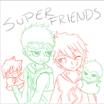 Super Friends 5-13-15 WIP by XxEAltairRoxsAxX