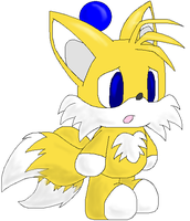 Sad Tails Chao by vivianchhay