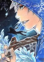 Rise of the Guardians - Jack Frost by Shugarcherry