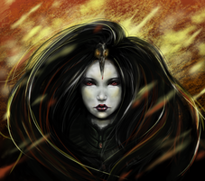 Firewitch by nimroh