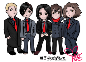 my chemical romance by x3-me