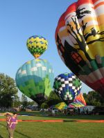 balloon fest c by ItsAllStock