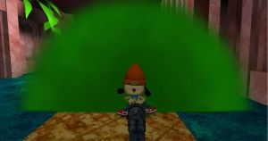 Parappa farts on me by soniclover562