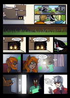 Under the Skin: Page 35 by ColacatintheHat