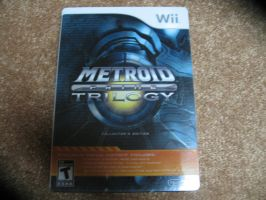 Limited Edition Metroid Prime Trilogy by TheTrueSurvivor