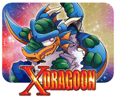 XDRAGOON - Trailer 1 by yuski