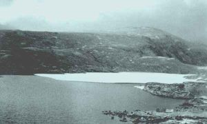 campsite, loch prille, easter by addon