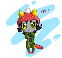:33 happy 12th purrig33 by Peeka13