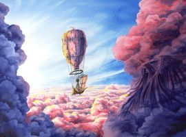 Hot Air and Fantasy by rieke-b