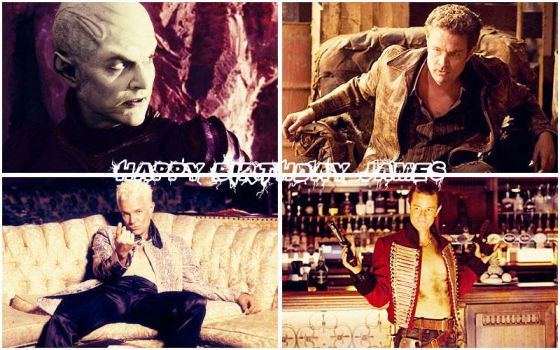 Happy Birthday James Marsters by Before-I-Sleep
