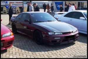 1998 Nissan 200SX by compaan-art