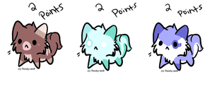 ~!Adoptables~Set~7!~ CLOSED by Microdigit