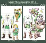 Draw This Again: Majora's Mask by Rachet777