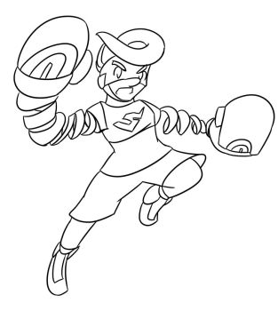 ARMS :Lineart: by Xero-J