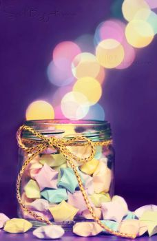 Jar of Stars by Sarah-BK