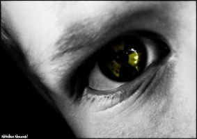 Caution Eye by nithilien