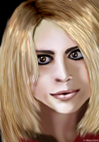 Billie Piper by TennisBall0
