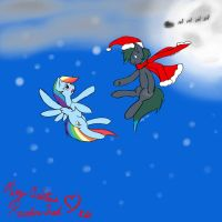 Looks like I was someponies gift this year by IgenEnigma