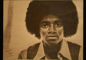 Michael Jackson 8 by 1brownchocolate