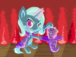 The Great and Powerful Trixie by RDogisGod