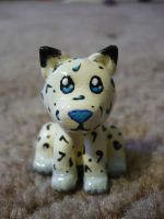 WoW Clay Kitten Loque'nahak by chibimemories