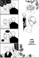 ::ZoroxSanji:: 4koma no.1 by whippy