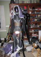 Tali WIP 6 by Ivorybacon