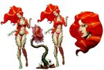 Ivy early concept by Chuckdee