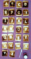 A-Z of Toast by matstar102