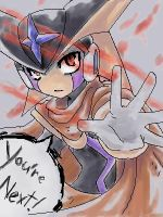 oe: You're Next by whitmoon