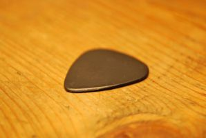 Black Pick by MacTinus