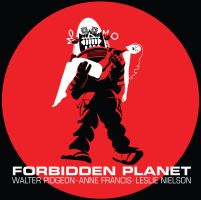 Forbidden Planet by Ushaan