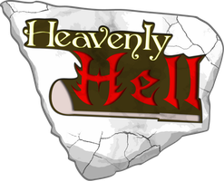 Heavenly Hell Logo by maigrane