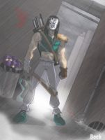 Casey Jones by MikeBock