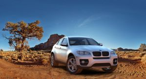 BMW X6 v3 by AnalyzerCro
