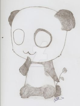 Panda by Madre-suicide