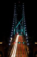 Lionsgate Bridge by megapixelclub
