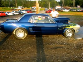 Ford Mustang by absoluteandrew