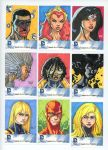 DC 52 Cards Pt2 by RayHeight