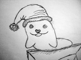 Selle the Seal by fnyk