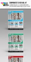 Corporate Flyer Template Vol 47 by jasonmendes