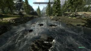 Beauty of Skyrim 9 by Hellsing2o2