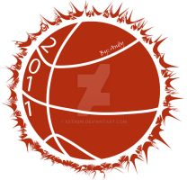 Basketball Logo by x6tr2ni