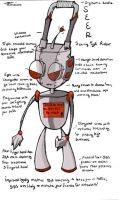 Seeing EyE Robot by shandyevians
